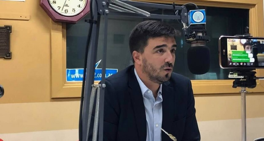 El intendente Galli saludó a Radio Olavarría por su cumpleaños
