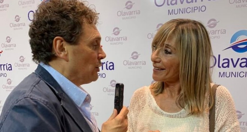 """Cecilia Moncla: """"El nos está guiando desde arriba"""""""