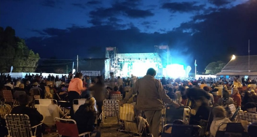 Gran cierre para el Festival de Doma y Folclore