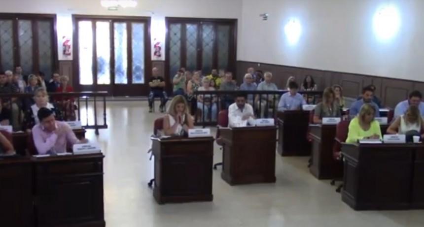 El Concejo Deliberante aprobó el aumento de tasas