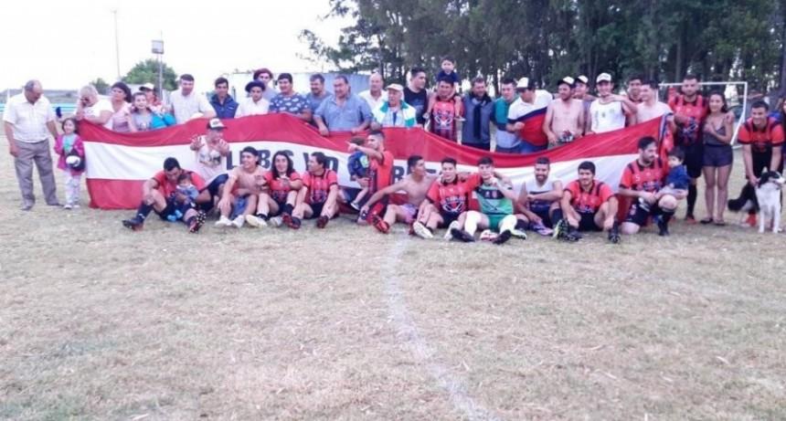 Iturregui F.C. bicampeón en la Campaña