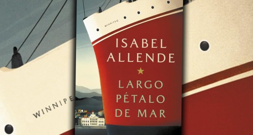 Isabel Allende, Pablo Neruda y las palabras