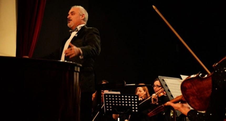 """Clásica y Solidaria: """"Noche de Valses y Polkas"""" en el Teatro Municipal"""