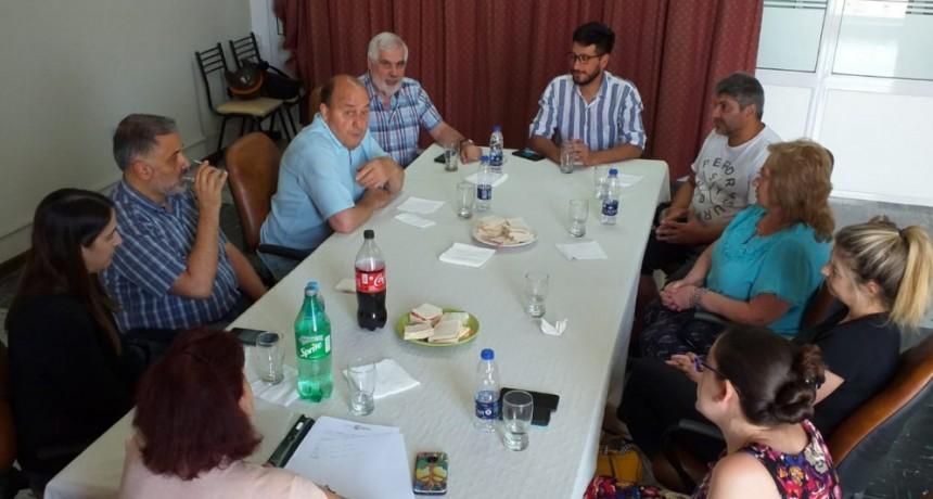 El CECO entabló diálogo con Comerciantes Unidos de Olavarría