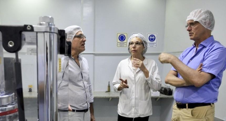 El Ministerio De Salud provincial impulsa la producción pública de medicamentos