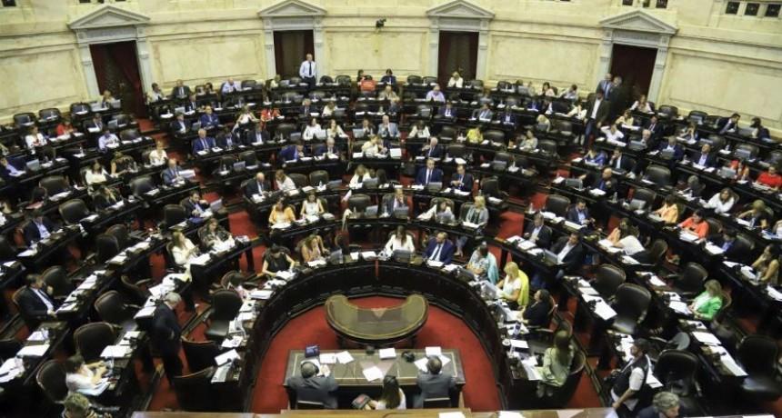Diputados dio media sanción a la Solidaridad Social y Reactivación Productiva