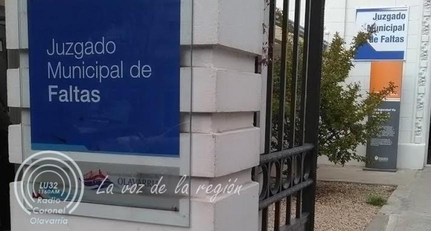 El Intendente propone la vuelta del Juzgado de Faltas Municipal