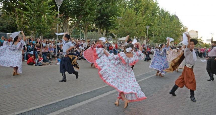 Este sábado se realizará la audición para el Ballet Folclórico Municipal