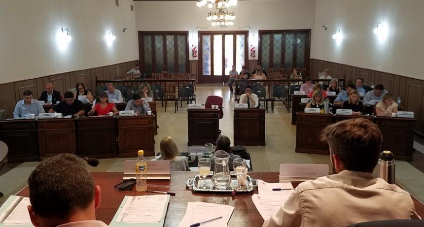 El Concejo aprobó el Presupuesto 2020 y, con polémica, normalizó el Juzgado de Faltas