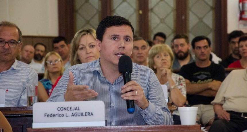 Aguilera será parte del Ministerio de la Producción