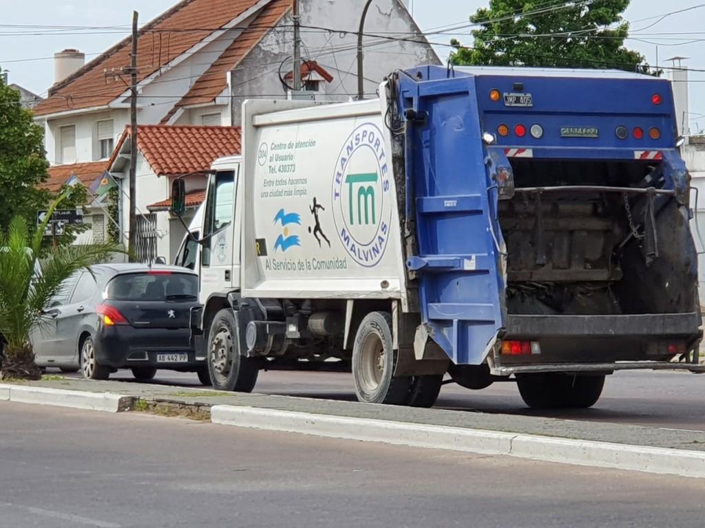Residuos: 'No llevamos escombros, fierros y maderas'