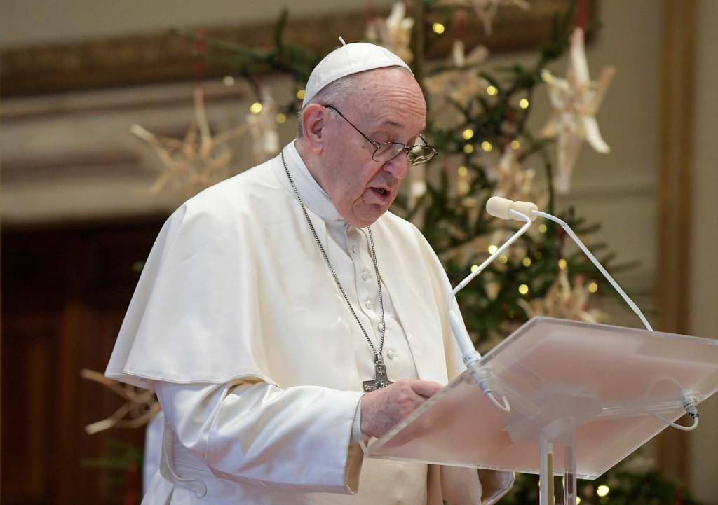 El Papa reclamó que la vacuna llegue a todos los países