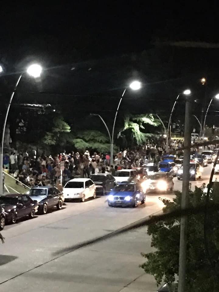 Para este Año Nuevo se reforzarán los controles policiales en el Parque Mitre