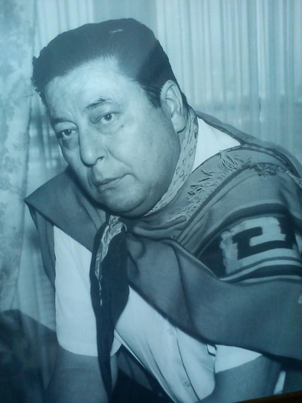 "La muestra fotográfica de Atahualpa Yupanqui llega al Museo Municipal de Artes Plásticas ""Dámaso Arce"""