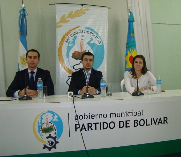 Bolívar: La Municipalidad anunció un aumento de sueldo del 15% para los trabajadores