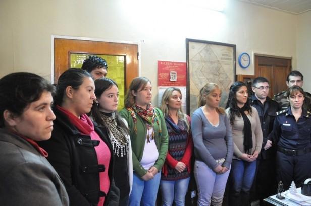 La Madrid: pusieron en funciones a los oficiales administrativos de la policía comunal