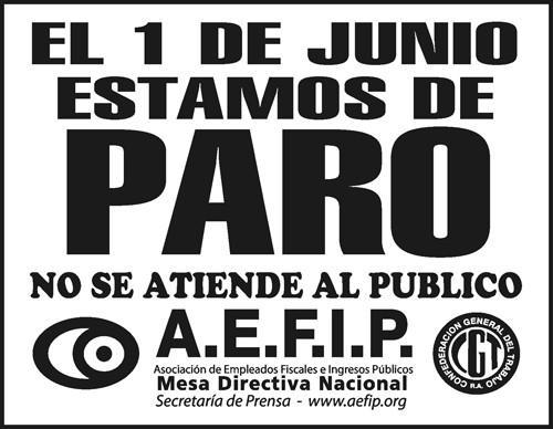 La AFIP no atiende al público este viernes