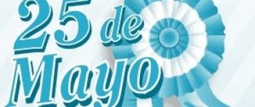 202º Aniversario de la Revolución de Mayo: Desfile Cívico en Sierra Chica