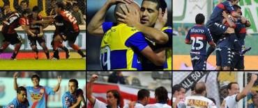 16ta FECHA TORNEO CLAUSURA 2012   + NACIONAL B POR LA 98.7