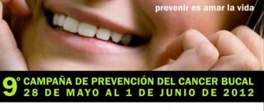9° Campaña de Prevención del Cáncer Bucal