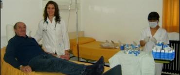 El Servicio de Tisioneumonología realiza aplicaciones de medicamentos específicos para pacientes con problemas pulmonares