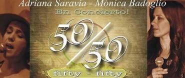 50/50 se presenta en el Teatro Municipal