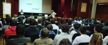 Ayacucho: adhesión a la Semana de la Ciencia y la Tecnología