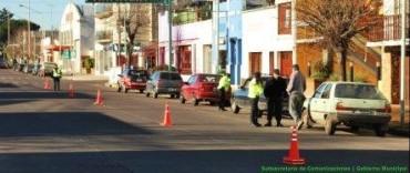 El Gobierno Municipal continúa con los operativos de control de tránsito