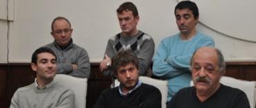 General La Madrid: conferencia de prensa del intendente municipal