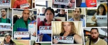 """"""" 500 mil caras de la justicia"""" por la Tragedia de once"""