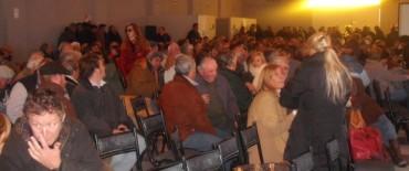 Mas de 200 productores llegaron para la Asamblea