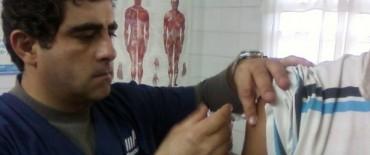 Internos de la Unidad Nº 38 están siendo vacunados contra la gripe