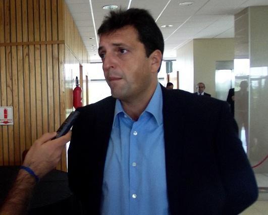 """Massa: """"que nos den la Policía Municipal, después discutimos los recursos"""""""
