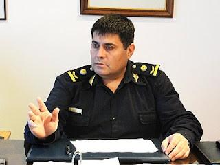 El Comisario Mayor Juan Ángel Abramo será el nuevo Jefe Departamental Azul