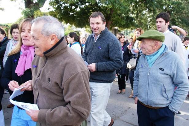 Ayacucho: caminata en celebración de la semana del buen trato y respeto a los adultos mayores