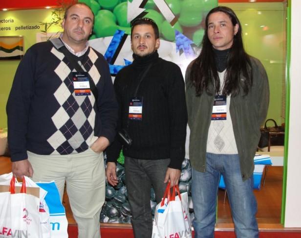 Alvear: el director de Gestión Ambiental participó de la  Exposicion Internacional del Plástico