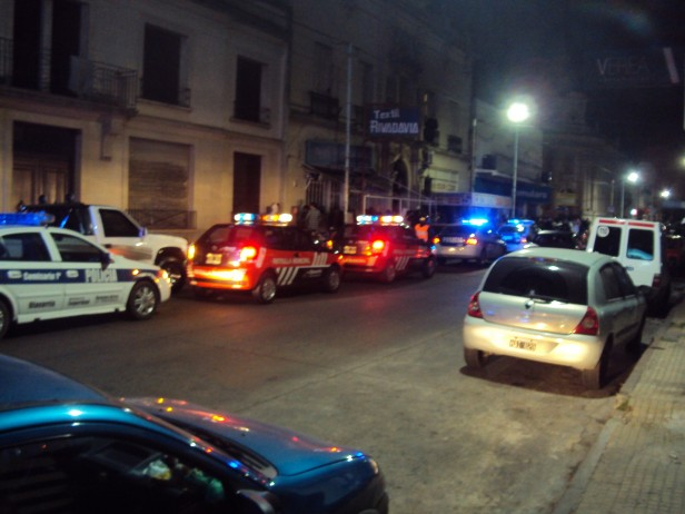 Controles a bares y boliches bailables