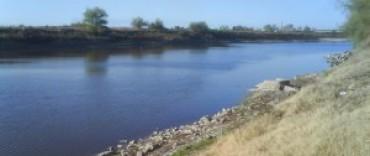 El cuerpo de buzos de bomberos de Olavarría colaboró en la búsqueda del cuerpo de un joven en el Río Salado