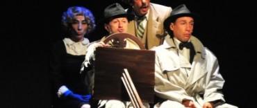 """""""39 Escalones"""" y Hugo Varela en el Teatro Municipal"""