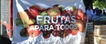 """""""Frutas para todos"""" llega a Olavarría"""