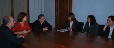 Eseverri en sintonía con el Plan de Crédito Argentino Bicentenario puso a disposición terrenos fiscales municipales