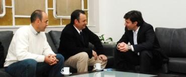 Alvear: el intendente Celillo se reunió con el Secretario de Turismo de la provincia