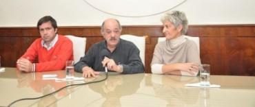La Madrid: visita de integrantes de ARBA
