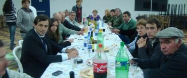 Bolívar: reunión con los organizadores de la Fiesta del Chorizo Seco