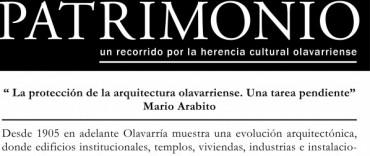 """Ciclo de Conferencias """"Reflexiones sobre patrimonio"""""""