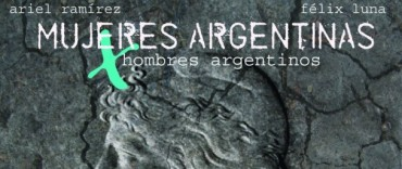 """Mujeres argentinas x hombres argentinos"""
