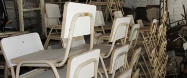 Alvear: mobiliario para jardines de infantes