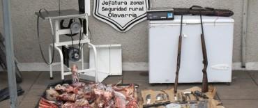 Desbarataron una procesadora de carne clandestina en Barrio Luz y Fuerza