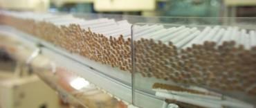 Nuevo aumento en cigarrillos