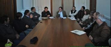 El Jefe de Gabinete Héctor Vitale encabezó una nueva reunión del Consejo de Seguridad